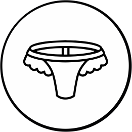 Ropa Interior Femenina Malú